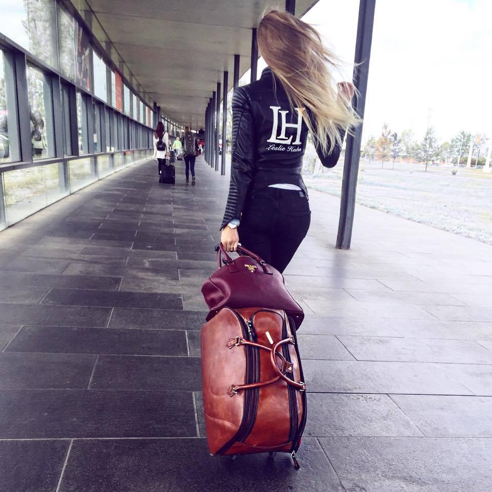 London Fashionweek 2016 Leslie Huhn
