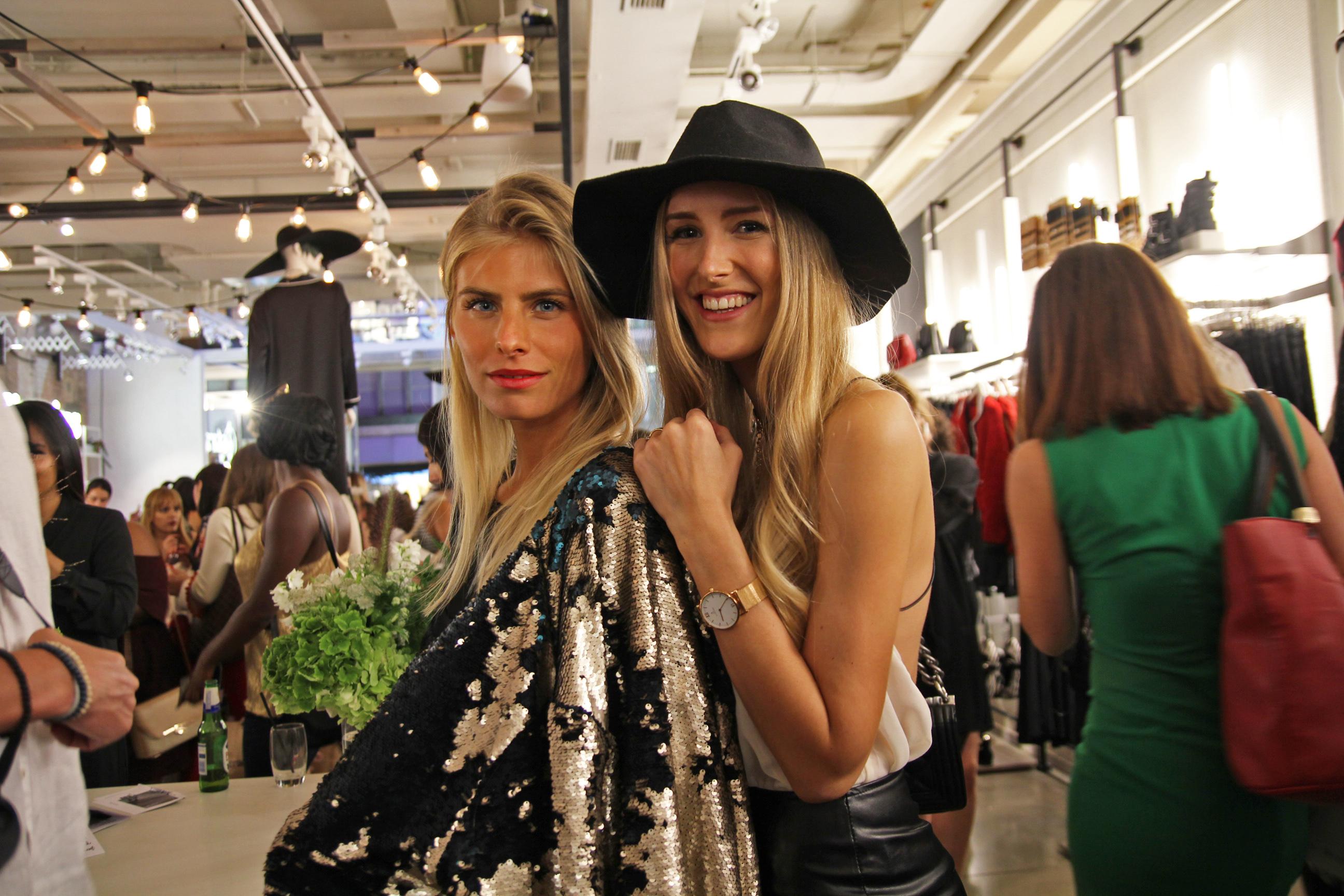 Influencer und Fashion Blogger Stradivarius London