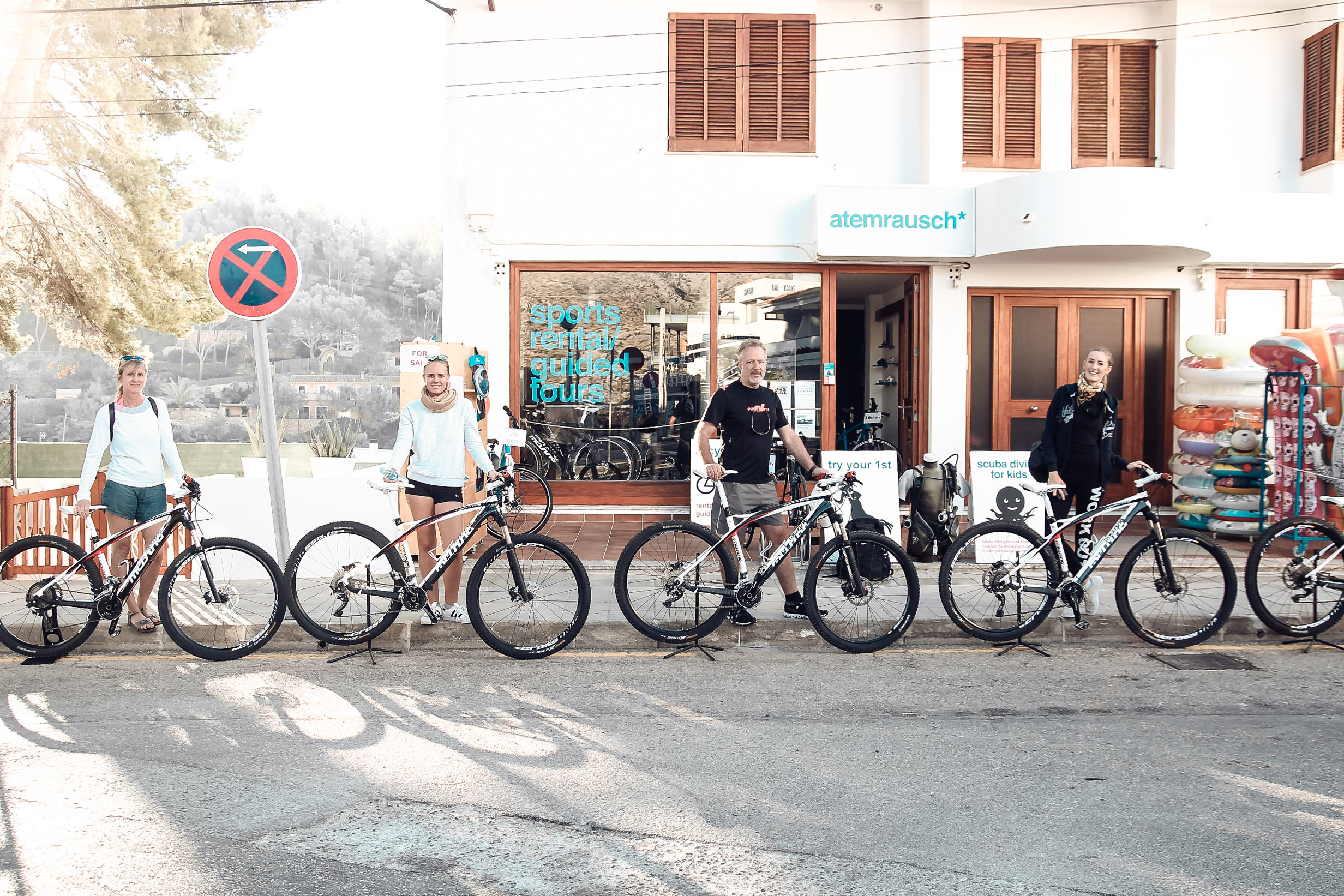 Fahrradtour mit atemrausch, organisiert von easyfinca - Reiseblogger Travelblogger Fahsionblogger Leslie Huhn