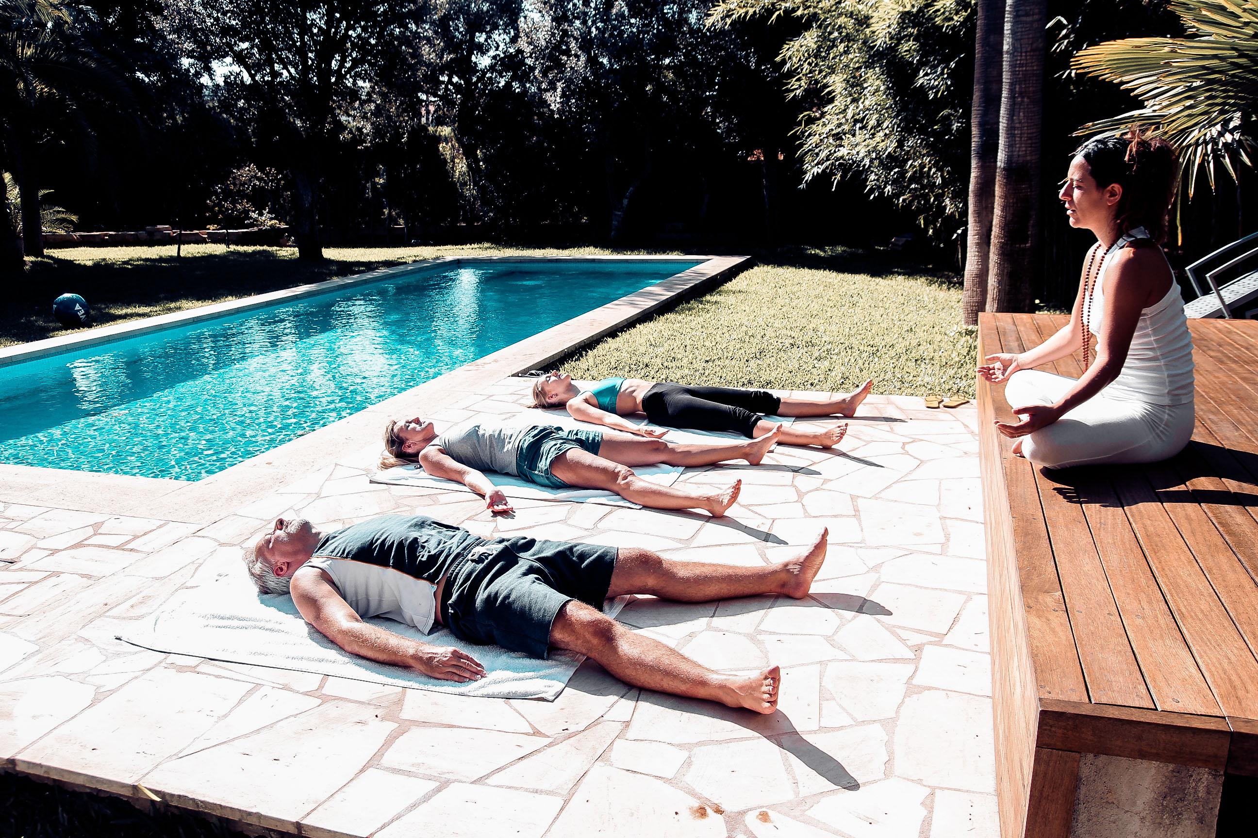 Yoga kurs mieten mallorca