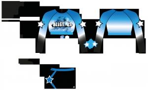 TVC_Allstars_Croptop_Shorts+AFLogo