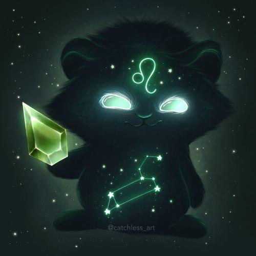 Sternzeichen Kerze Löwe