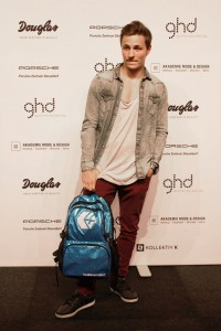 """Auch unser Glitter Backpack """"LittleBeast"""" war auf der Platform Fashion vertreten."""