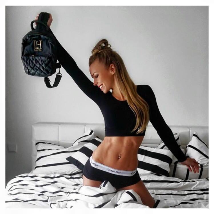 Instagram Fashion und Fitness